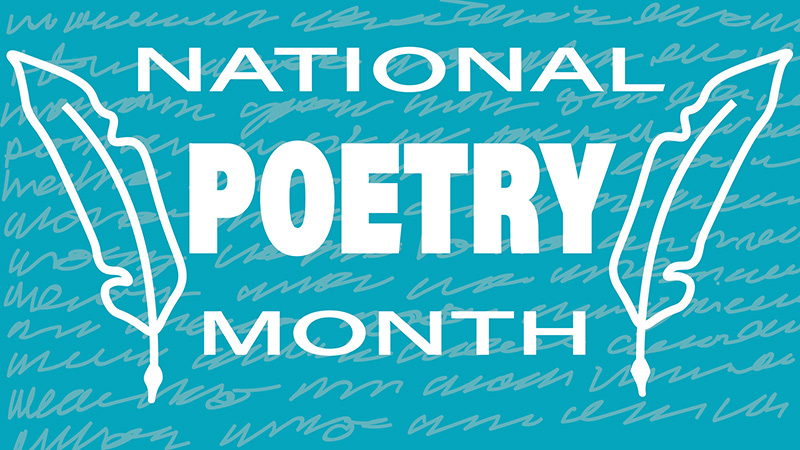 Poem in Your Pocket Day + National Poetry Month